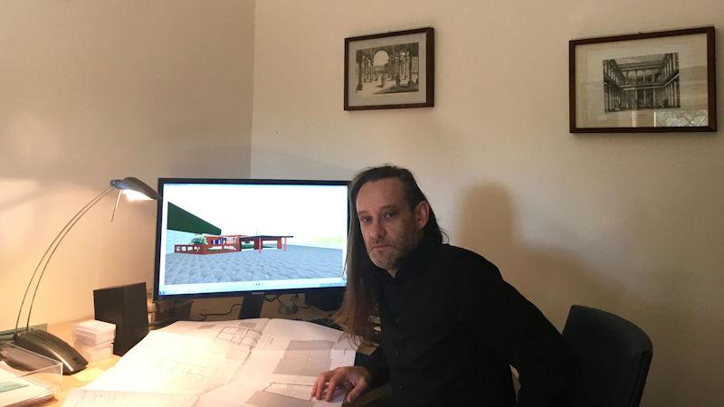 Architetto Gianluigi Magri